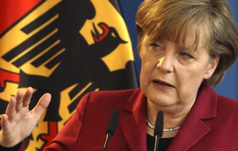 merkel-german-flag