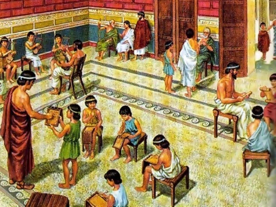 Η-Αρχαίοι-Έλληνες-έτσι-εκπαίδευαν-τους-μαθητευόμενους-όπου-αποκτούσαν-γνώση-ελευθερία