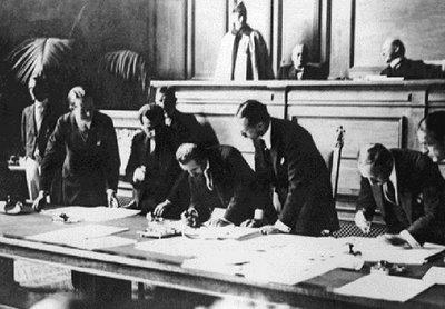 υπογραφή της συνθήκης της Λωζάννης