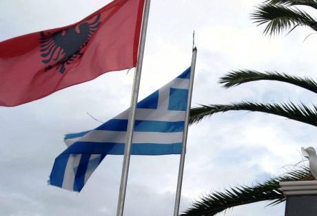 αλβανία-σύνορα