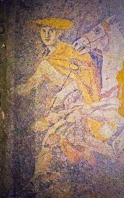 Hellenismus Mosaik Amphipolis