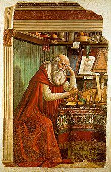 220px-Domenico_Ghirlandaio_-_St_Jerome_in_his_study