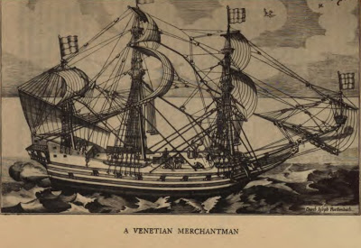 Venetian merchantman 1629